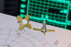 transistoren Lizenzfreie Stockfotos