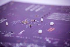 Transistores imagenes de archivo