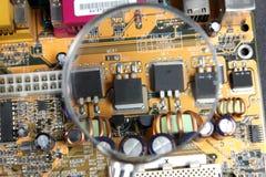 Transistores foto de archivo libre de regalías