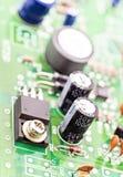 Transistores fotografía de archivo libre de regalías