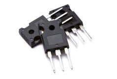 Transistores Fotos de archivo