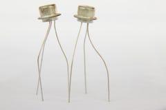 transistors Royalty-vrije Stock Foto