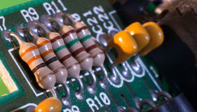 Transistors3 Stock Images