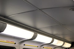 Transit ceiling Stock Images
