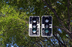 Transit signal Royalty Free Stock Photo