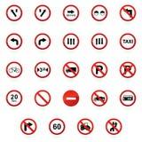 Transit signals Stock Images