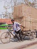 Transitgut, Delhi Lizenzfreie Stockfotografie