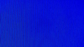 Transition of TV. Close up of TV screen stock video