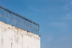 Transitoire de barrière images libres de droits