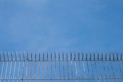 Transitoire de barrière photos stock