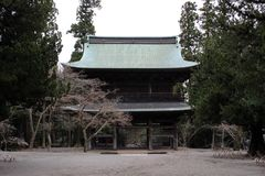 Free Translation: `Engakuji Zen Temple`. One Of Five Great Zen Temples Gozan, Royalty Free Stock Images - 118676539
