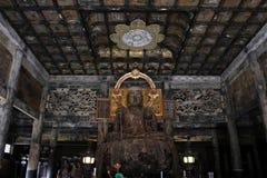 Free Translation: The Buddha Statues Around Kenchoji Zen Temple. One Stock Images - 118676274
