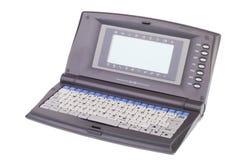 Translator. Electronic translator isolated on a white background Royalty Free Stock Photos