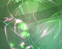 Translucent abstract background wallpaper Stock Photos
