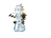 Translucent angel Royalty Free Stock Photo