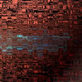 Translucent glass tiles Stock Images