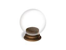 Translucent globe Stock Photo