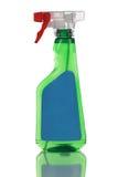 Translucent spray bottle Stock Photography