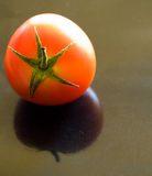 Translucent Tomato Stock Photo