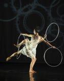 Transmigrate-Tanzmusical: Rote Linie lizenzfreies stockbild