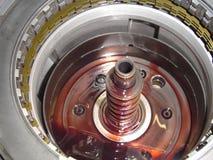Transmisión auto interior Imagen de archivo
