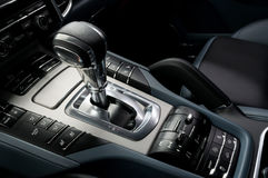 Transmisión automática del coche Imagenes de archivo