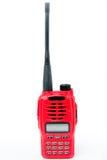 Transmisor-receptor de la radio portátil Fotos de archivo libres de regalías