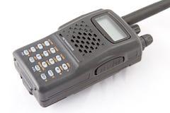 Transmisor-receptor de radio de FM (con el camino de recortes) imagen de archivo libre de regalías