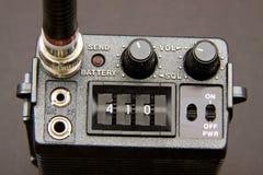 Transmisor-receptor Handheld Imagenes de archivo