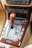 Transmissão automática do carro Foto de Stock Royalty Free