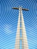 Transmissão religiosa Fotografia de Stock