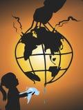 transmission illustration libre de droits