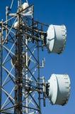 Transmission antenna Royalty Free Stock Photo