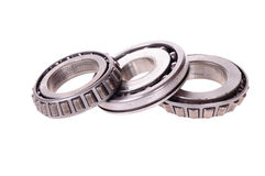 Transmission bearings Stock Photo