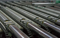 Transmission Chain Stock Photography