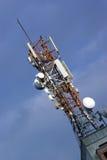 transmission d'antenne Photos libres de droits
