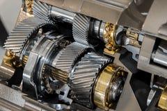 Transmission des véhicules à moteur Photos stock