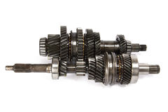 Transmission gears Stock Images