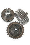 Transmission gears Stock Photos