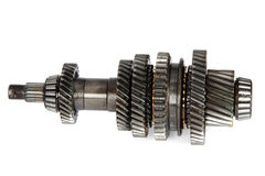 Transmission gears Royalty Free Stock Image