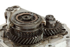 Transmission gears Royalty Free Stock Photos