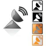 Transmission icon Stock Photos