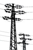 Transmission-line Royalty Free Stock Photo