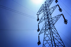 Free Transmission Line 3 Royalty Free Stock Photography - 528207