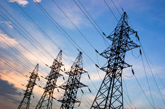 Free Transmission Line Stock Images - 3778724