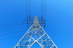 Transmission line Stock Photography