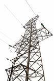 Transmission lines Royalty Free Stock Image
