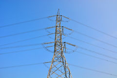 Transmission Lines Stock Images