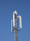 Transmission mobile d'antenne. Photographie stock libre de droits