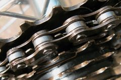 Transmission photo Royalty Free Stock Photos
